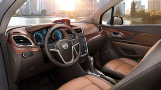 2014 Buick Encore AWD Leather Bentleyville, Pennsylvania 8