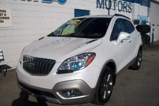2014 Buick Encore AWD Leather Bentleyville, Pennsylvania 4