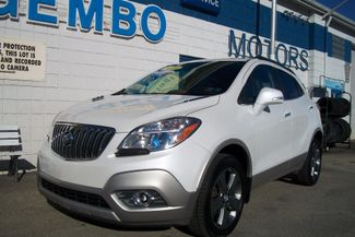 2014 Buick Encore AWD Leather Bentleyville, Pennsylvania 35