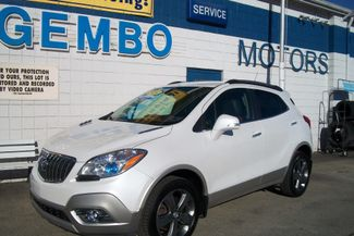 2014 Buick Encore AWD Leather Bentleyville, Pennsylvania 37