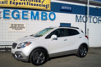 2014 Buick Encore AWD Leather Bentleyville, Pennsylvania 39