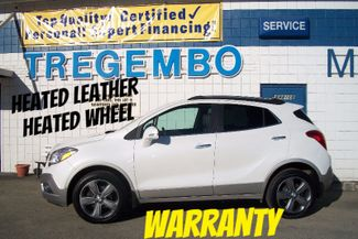 2014 Buick Encore AWD Leather Bentleyville, Pennsylvania 2