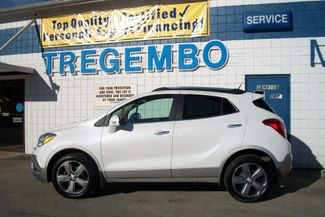 2014 Buick Encore AWD Leather Bentleyville, Pennsylvania 42