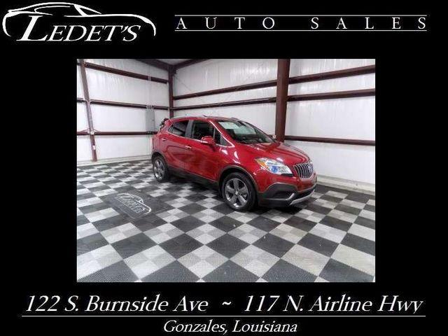 2014 Buick Encore  - Ledet's Auto Sales Gonzales_state_zip in Gonzales Louisiana
