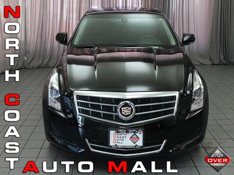 2014 Cadillac ATS Luxury RWD in Akron, OH