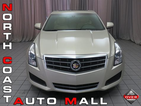 2014 Cadillac ATS Standard AWD in Akron, OH