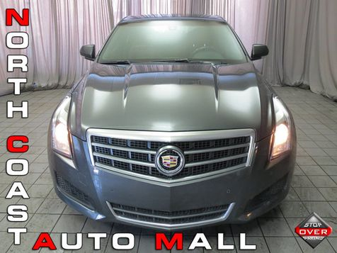 2014 Cadillac ATS Luxury AWD in Akron, OH