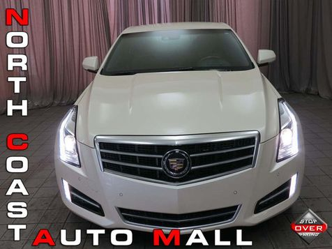 2014 Cadillac ATS Premium AWD in Akron, OH