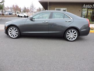 2014 Cadillac ATS Luxury AWD Only 24K Miles! Bend, Oregon 1