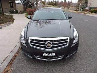 2014 Cadillac ATS Luxury AWD Only 24K Miles! Bend, Oregon 4