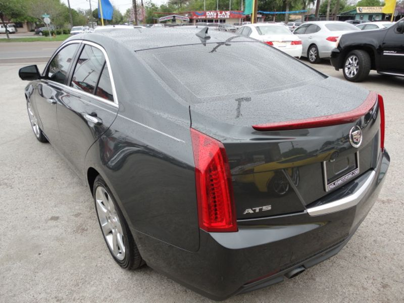 2014 Cadillac ATS Luxury RWD  Brownsville TX  English Motors  in Brownsville, TX