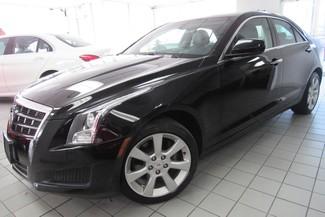 2014 Cadillac ATS Standard AWD Chicago, Illinois 2