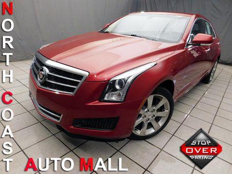 2014 Cadillac ATS Luxury AWD in Cleveland, Ohio