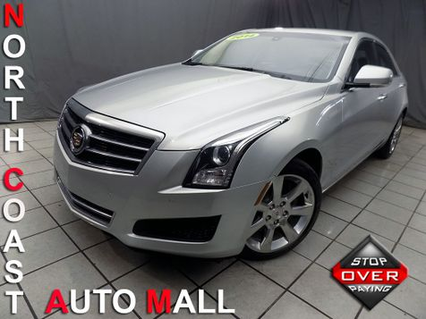 2014 Cadillac ATS Luxury AWD in Cleveland, Ohio
