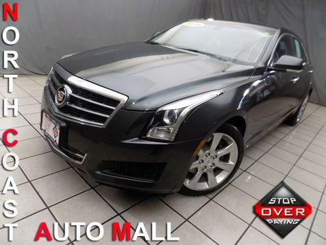 2014 Cadillac ATS Luxury RWD in Cleveland, Ohio