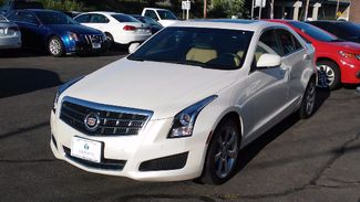 2014 Cadillac ATS Luxury AWD East Haven, CT