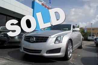 2014 Cadillac ATS Luxury RWD Hialeah, Florida