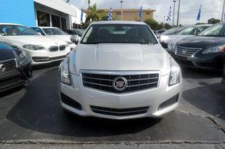 2014 Cadillac ATS Luxury RWD Hialeah, Florida 1