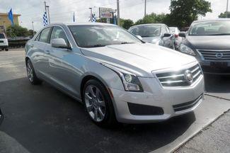 2014 Cadillac ATS Luxury RWD Hialeah, Florida 2