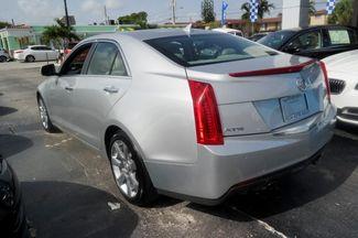 2014 Cadillac ATS Luxury RWD Hialeah, Florida 5
