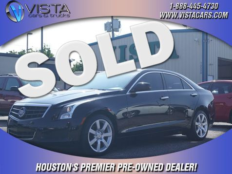 2014 Cadillac ATS Standard RWD in Houston, Texas