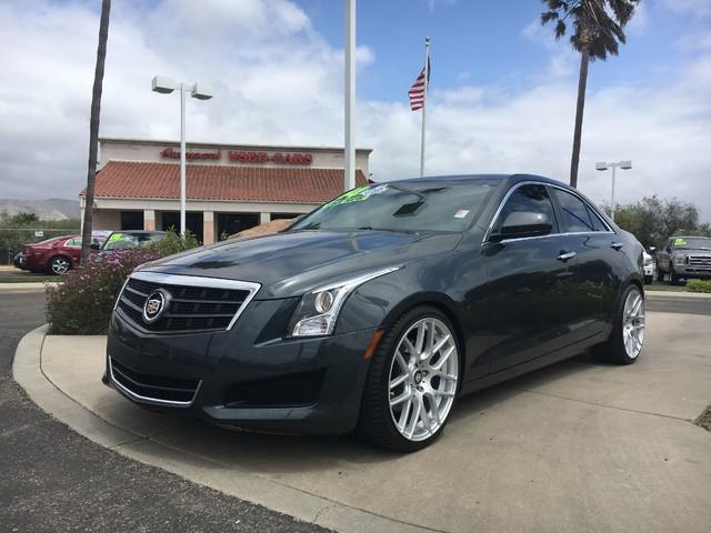 2014 Cadillac ATS Standard RWD  VIN 1G6AA5RX3E0181572 31k miles  AMFM Anti-Theft AC Cruise