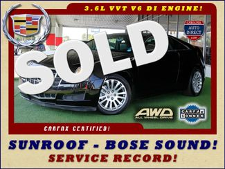 2014 Cadillac CTS Coupe AWD - SUNROOF - MICHELINS! Mooresville , NC