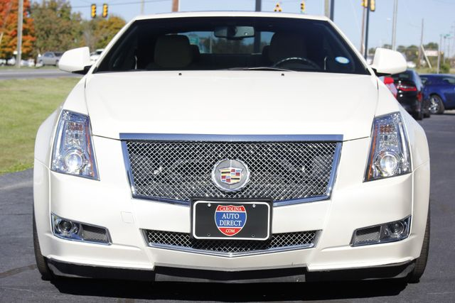 2014 Cadillac CTS Coupe Performance Edition AWD - SUNROOF - MICHELINS! Mooresville , NC 17