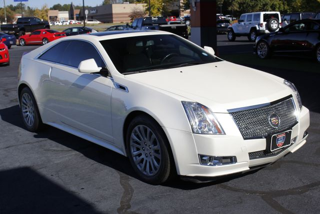 2014 Cadillac CTS Coupe Performance Edition AWD - SUNROOF - MICHELINS! Mooresville , NC 23