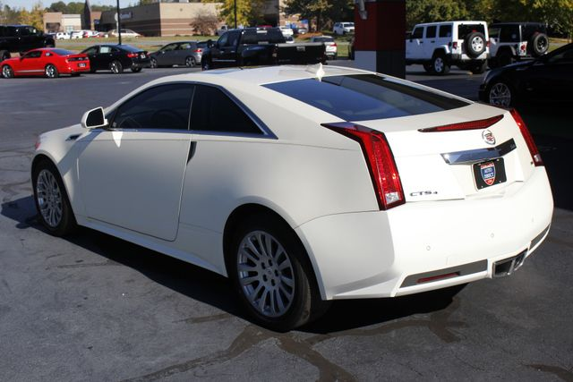 2014 Cadillac CTS Coupe Performance Edition AWD - SUNROOF - MICHELINS! Mooresville , NC 26