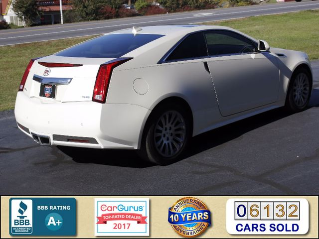 2014 Cadillac CTS Coupe Performance Edition AWD - SUNROOF - MICHELINS! Mooresville , NC 2