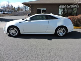 2014 Cadillac CTS Coupe Performance Collection AWD Bend, Oregon 1