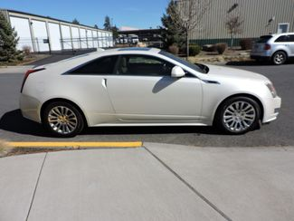 2014 Cadillac CTS Coupe Performance Collection AWD Bend, Oregon 3
