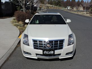 2014 Cadillac CTS Coupe Performance Collection AWD Bend, Oregon 4