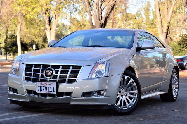 2014 Cadillac CTS Coupe Premium Reseda, CA 17