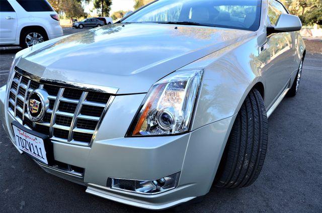 2014 Cadillac CTS Coupe Premium Reseda, CA 24