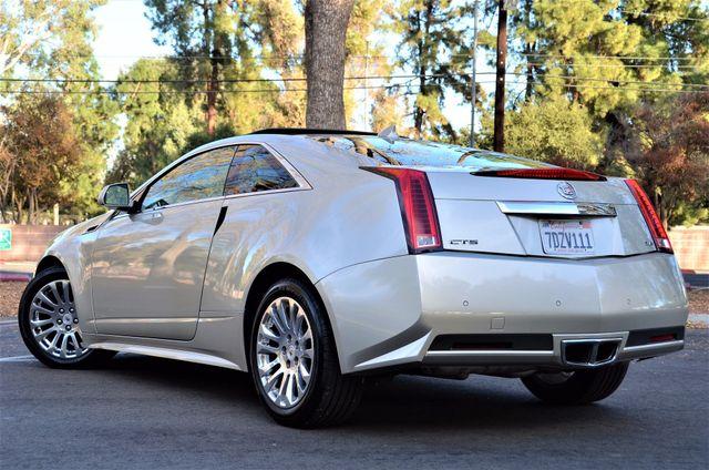 2014 Cadillac CTS Coupe Premium Reseda, CA 13