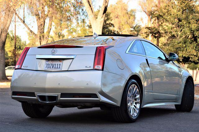 2014 Cadillac CTS Coupe Premium Reseda, CA 28