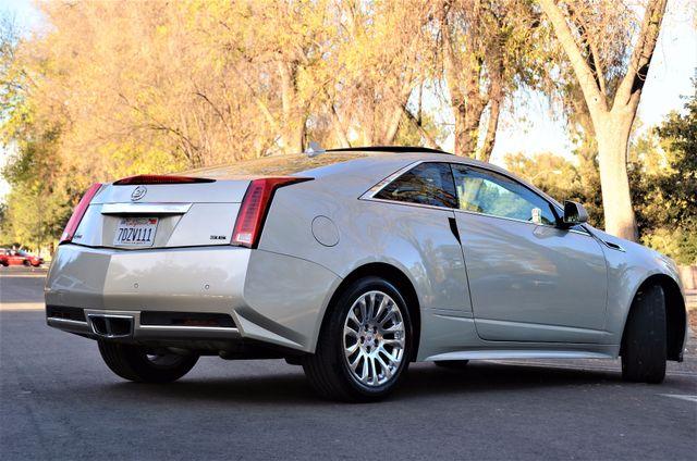2014 Cadillac CTS Coupe Premium Reseda, CA 3