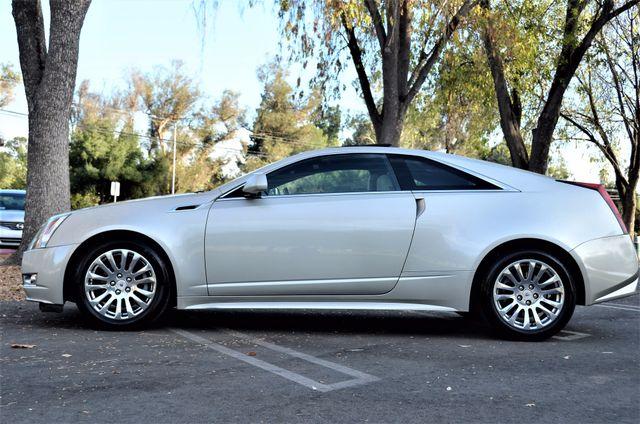 2014 Cadillac CTS Coupe Premium Reseda, CA 1
