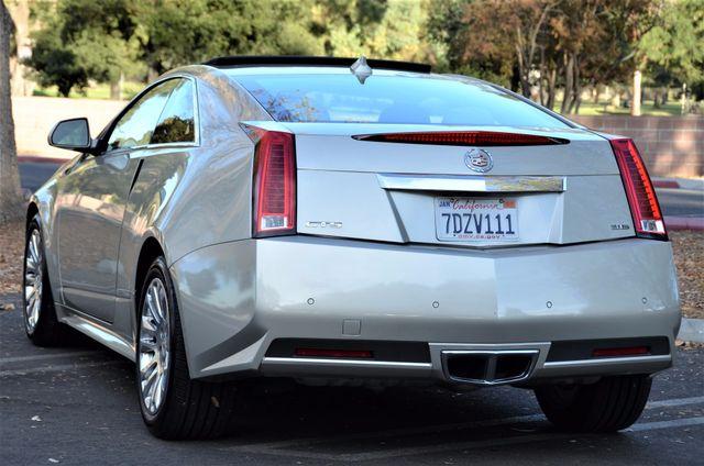 2014 Cadillac CTS Coupe Premium Reseda, CA 4