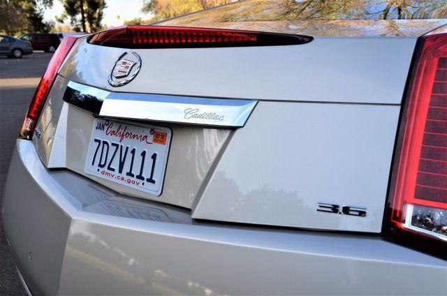 2014 Cadillac CTS Coupe Premium Reseda, CA 34