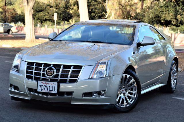 2014 Cadillac CTS Coupe Premium Reseda, CA 19