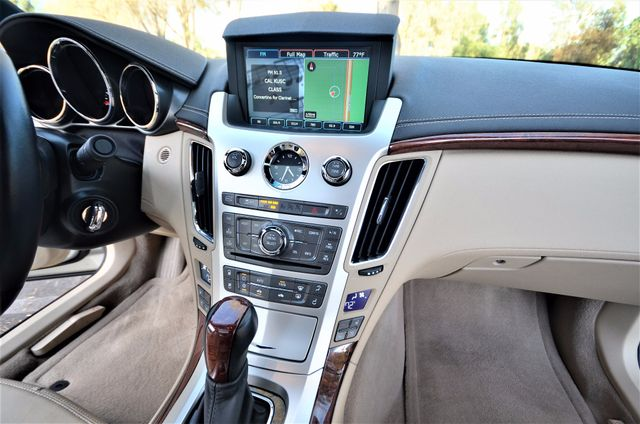 2014 Cadillac CTS Coupe Premium Reseda, CA 45