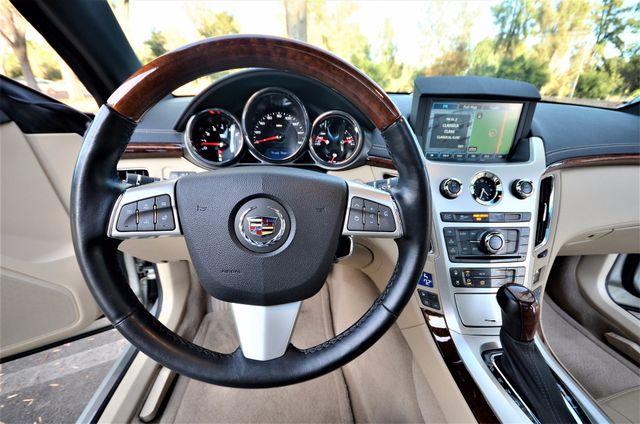 2014 Cadillac CTS Coupe Premium Reseda, CA 5