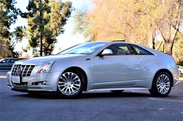 2014 Cadillac CTS Coupe Premium Reseda, CA 21