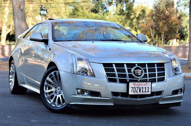 2014 Cadillac CTS Coupe Premium Reseda, CA 14