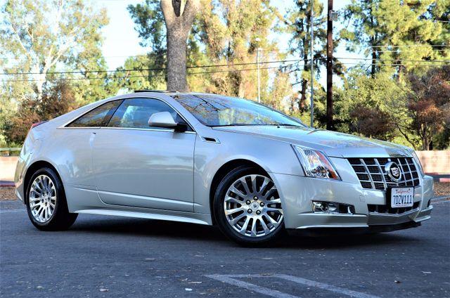 2014 Cadillac CTS Coupe Premium Reseda, CA 22