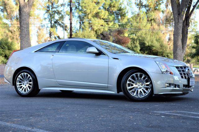 2014 Cadillac CTS Coupe Premium Reseda, CA 2