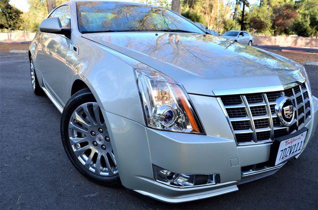 2014 Cadillac CTS Coupe Premium Reseda, CA 23
